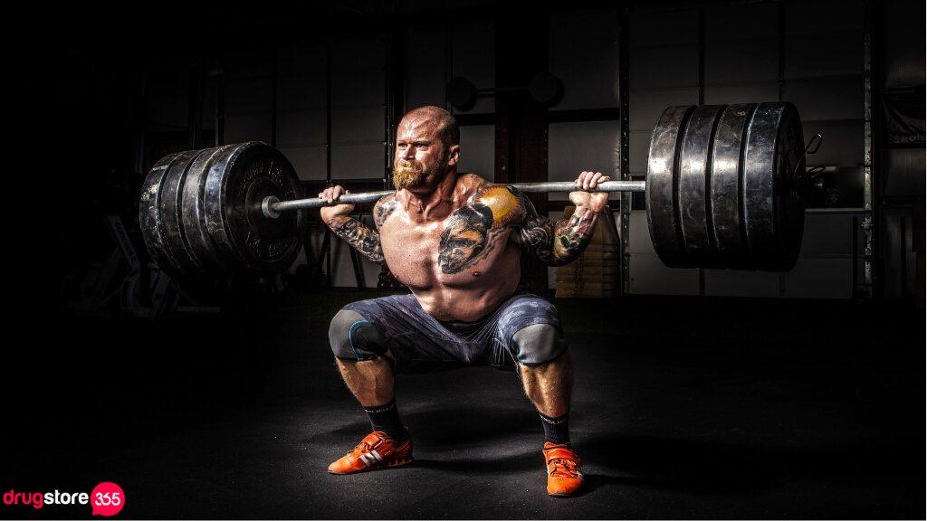 Viagra and Bodybuilding