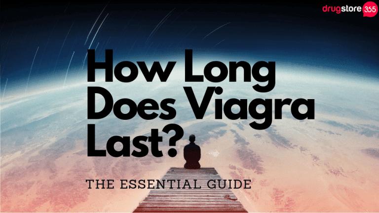 How Long Does Viagra Last