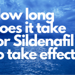 How Long Does It Take for Sildenafil to Take Effect?