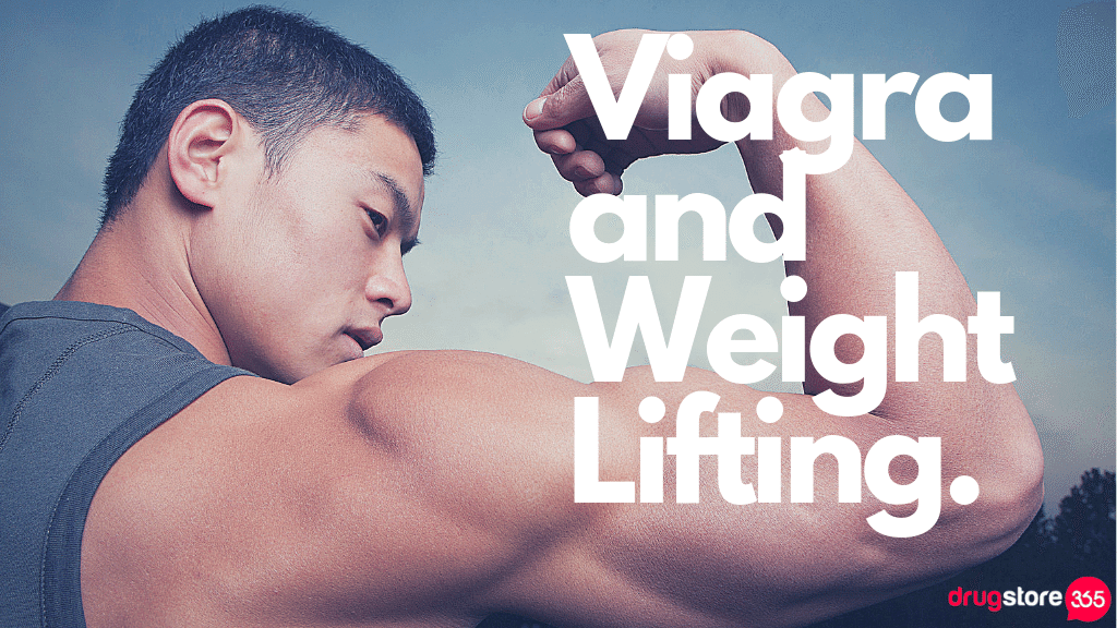 Viagra and Weight Lifting