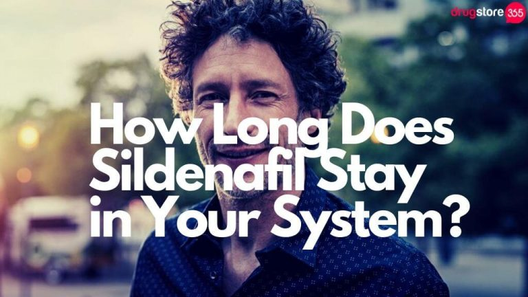 How Long Does Sildenafil Stay in Your System
