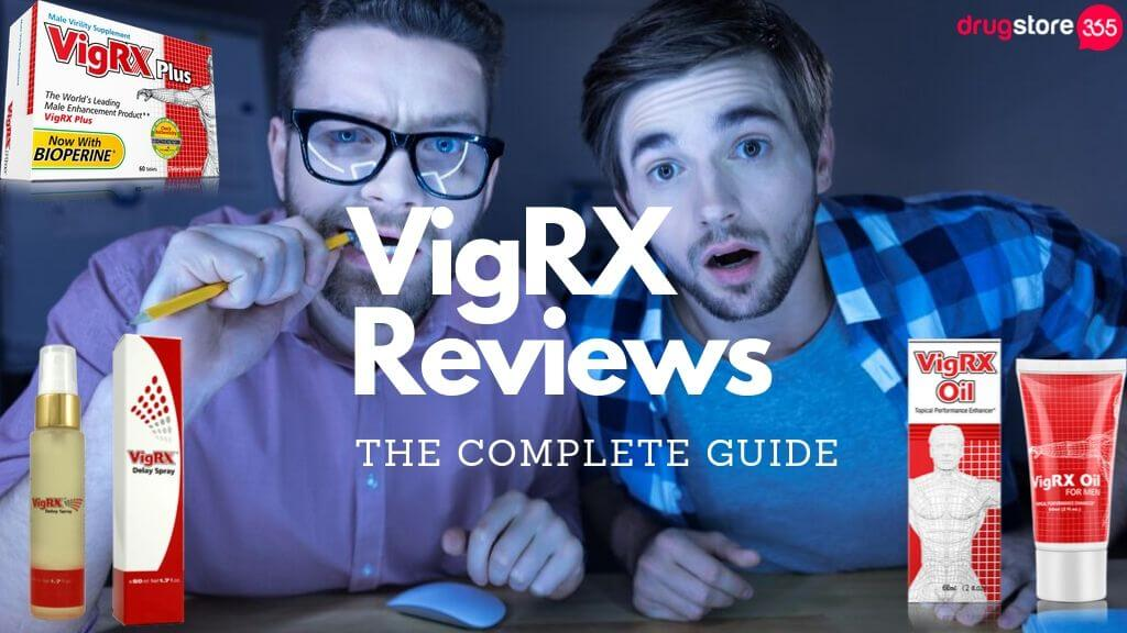 VigRX Reviews