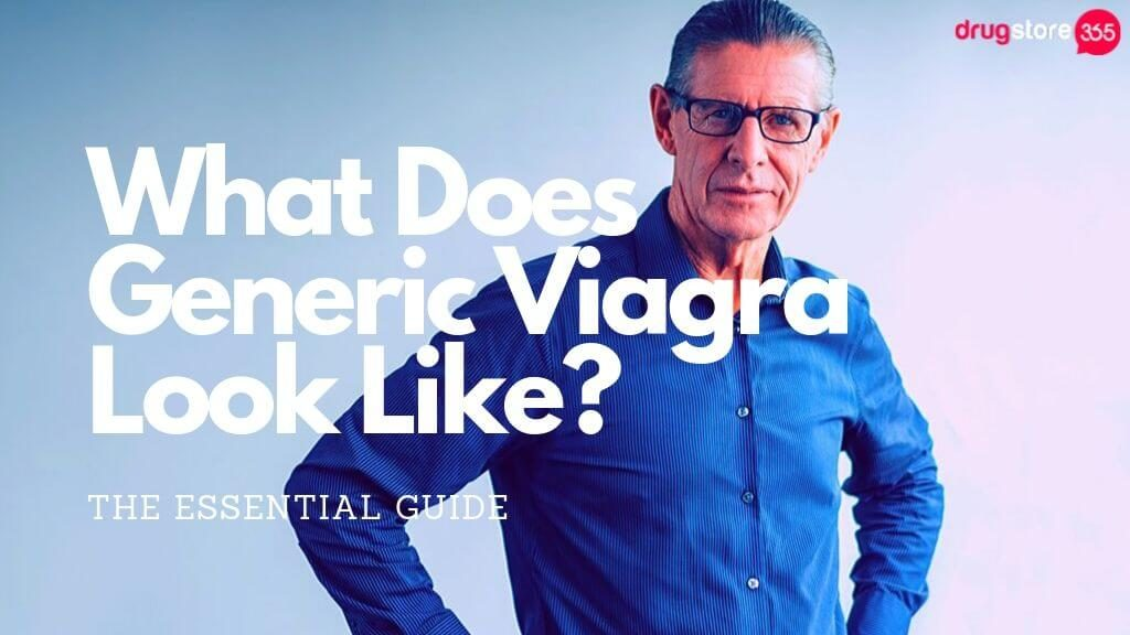 What Does Generic Viagra Look Like