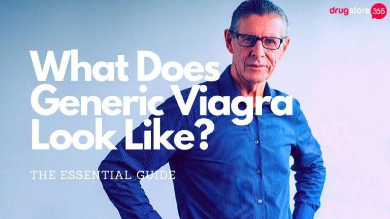 What Does Generic Viagra Look Like