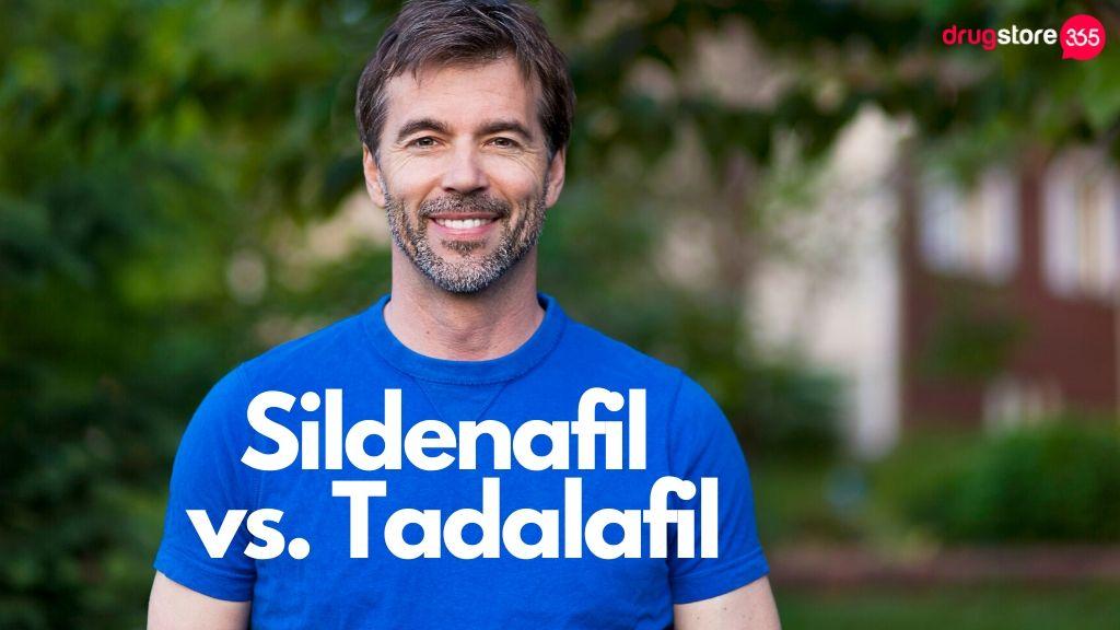 Sildenafil versus Tadalafil