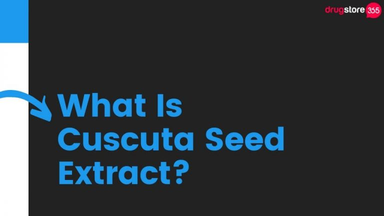 What Is Cuscuta Seed Extract