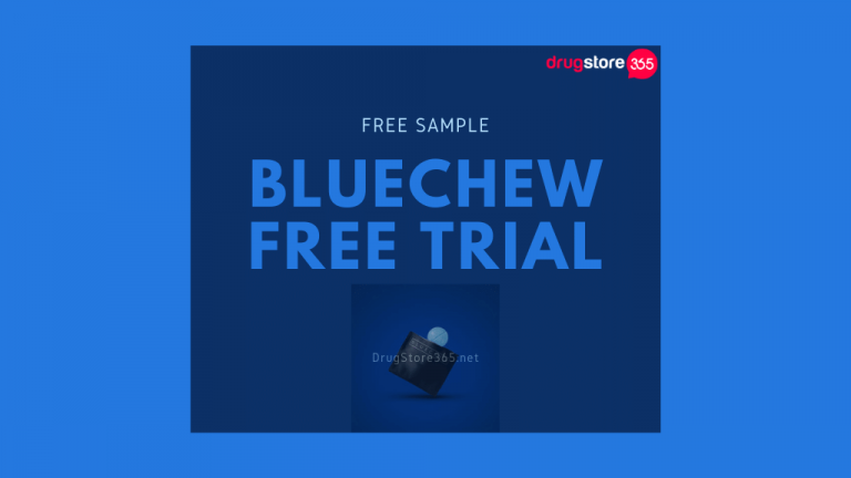 BlueChew Free Trial Coupon Code